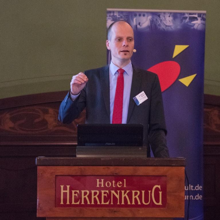 KWK-Jahreskonferenz 2016 - Dr. Markus Kachel