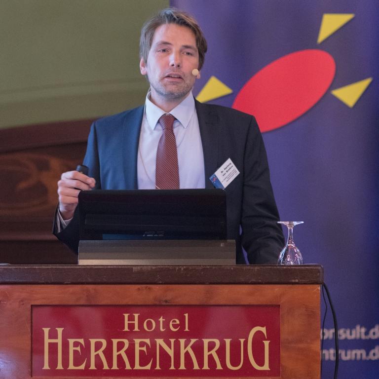 KWK-Jahreskonferenz 2016 - Dr. Hartwig von Bredow