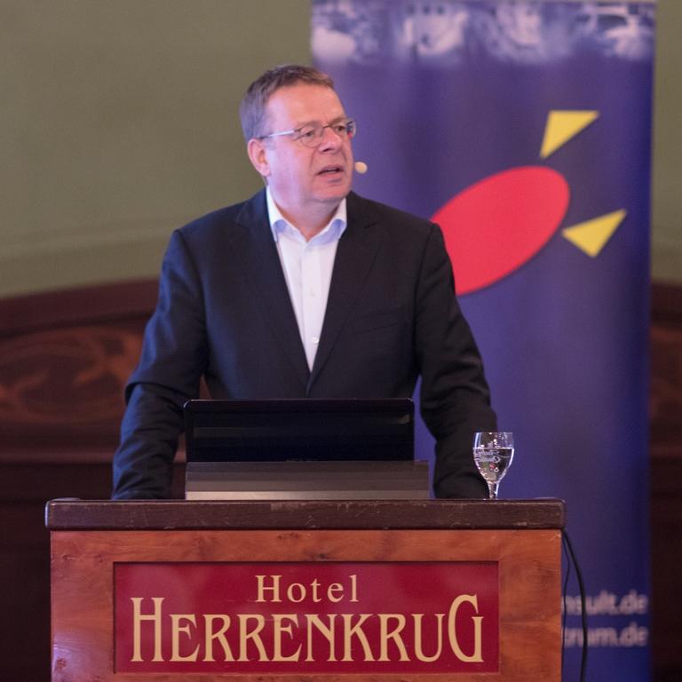 KWK-Jahreskonferenz 2016 - Dr. Felix Christian Matthes