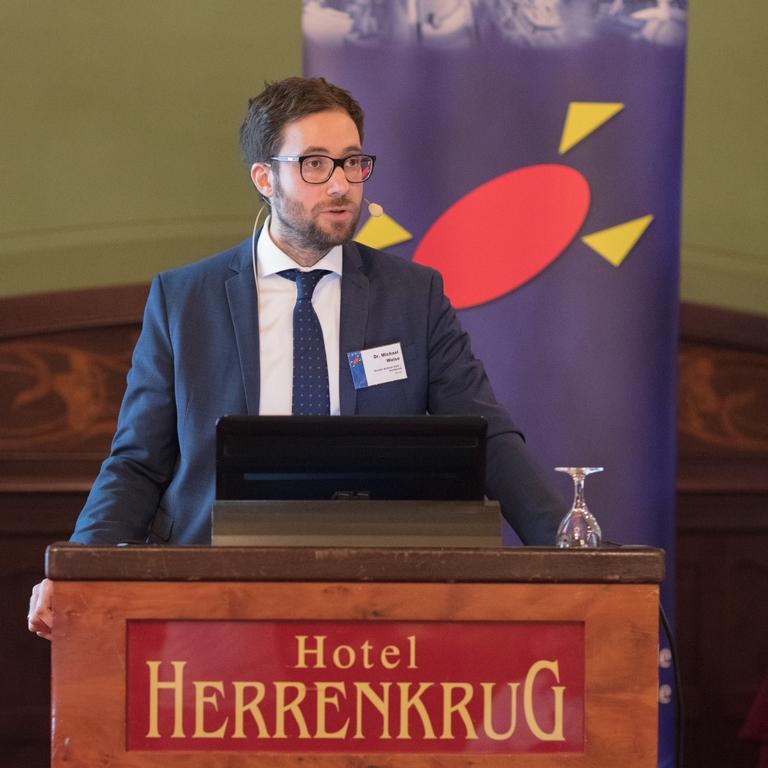 KWK-Jahreskonferenz 2016 - Dr. Michael Weise