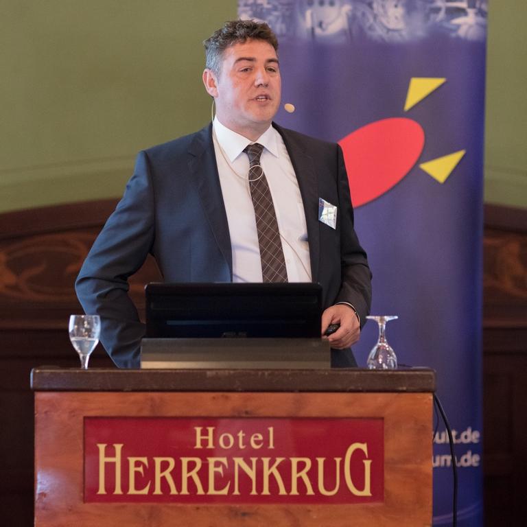 KWK-Jahreskonferenz 2016 - Stefan Bolle