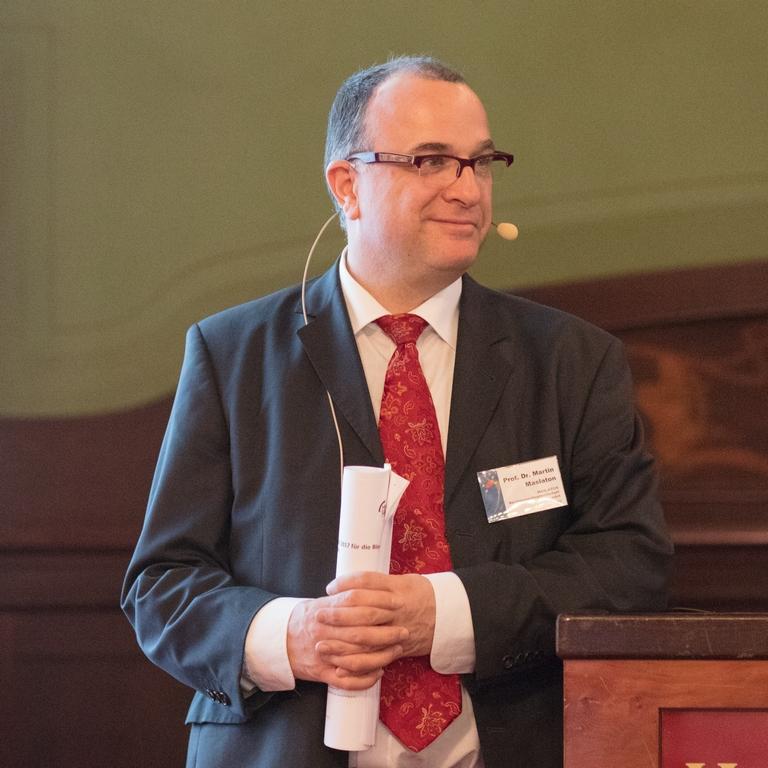 KWK-Jahreskonferenz 2016 - Prof. Dr. Martin Maslaton