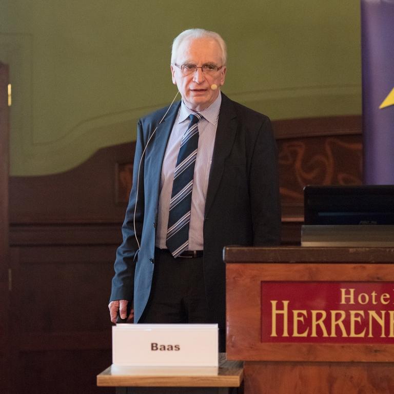 KWK-Jahreskonferenz 2016 - Heinrich Baas